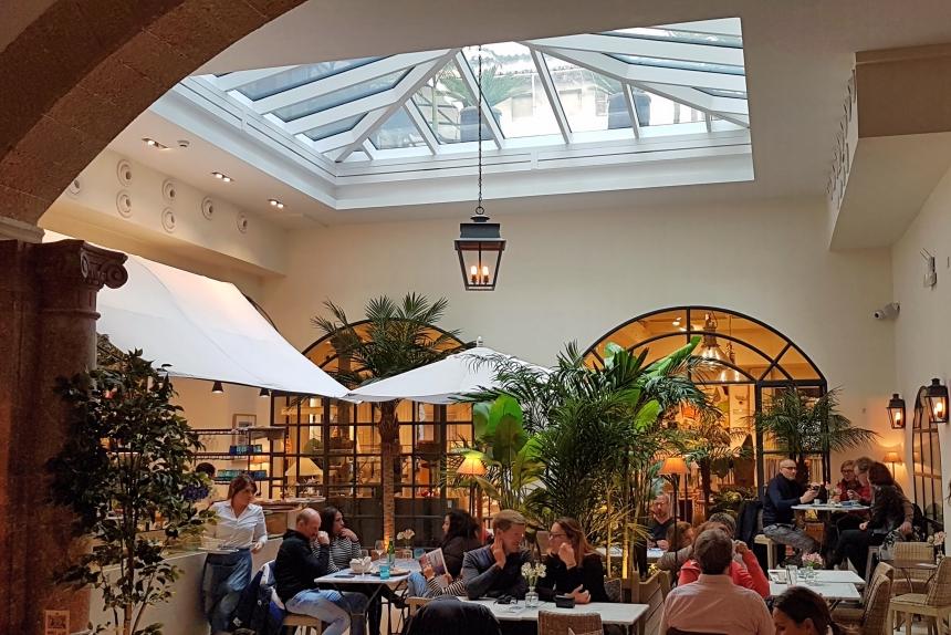 cafe Rialto en Palma