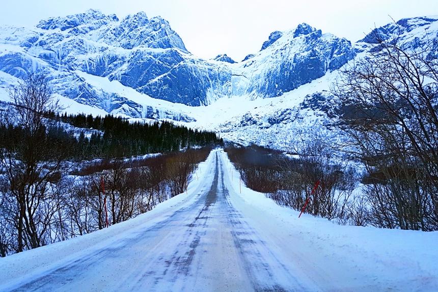 roadtrip por islas Lofoten y Vesteralen
