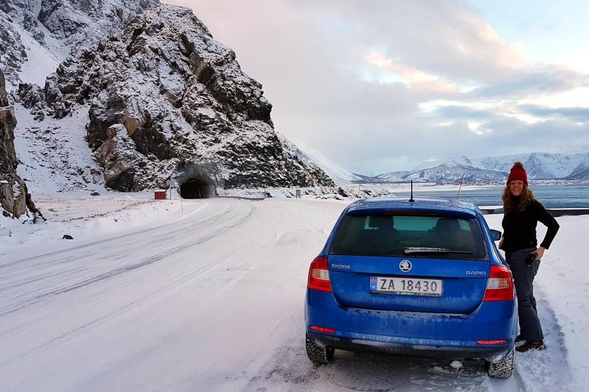 roadtrip por las islas Lofoten y Vesteralen