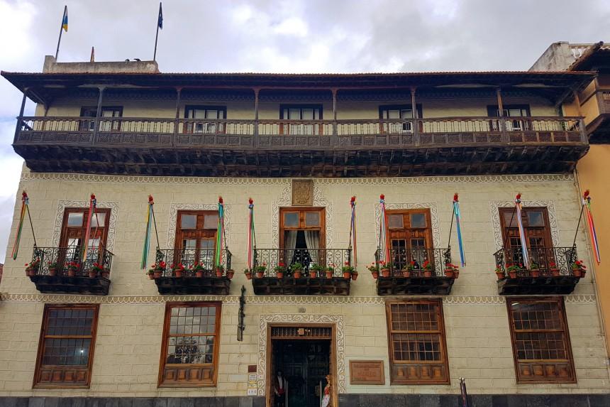 Casa de los Balcones de la orotava