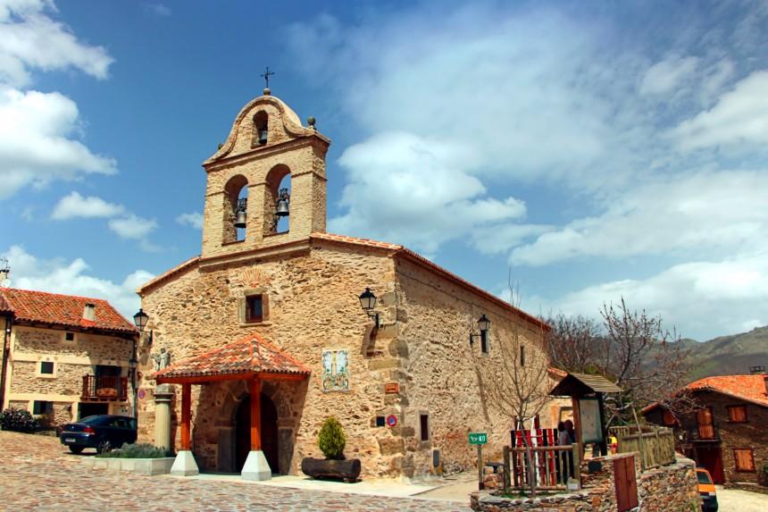 Iglesia de San Miguel Arcángel de la Hiruela