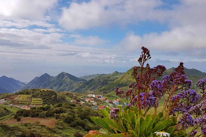 Parque Rural de Anaga en Tenerife