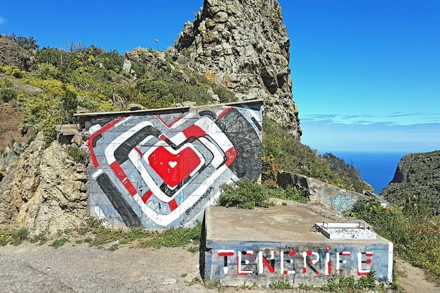 Corazón del Parque Rural de Anaga