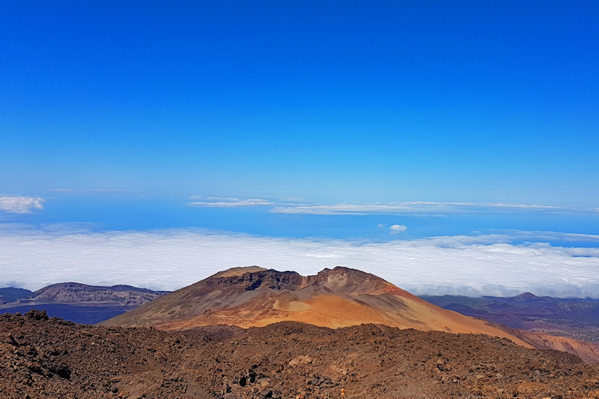 Crater de Pico Viejo