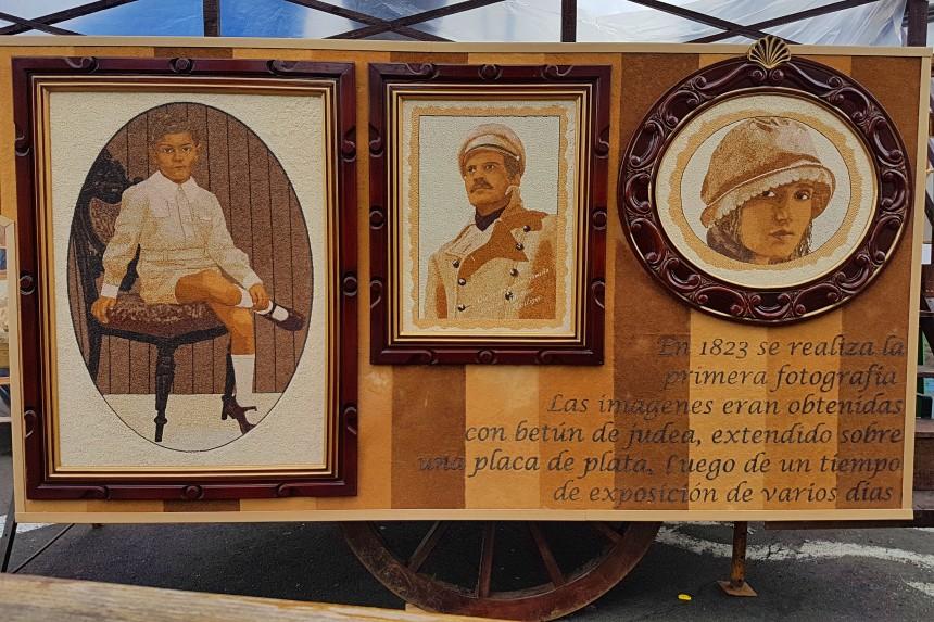 carro de la Romería de San Marcos