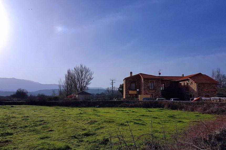 casa rural el Bullin en Piñuecar