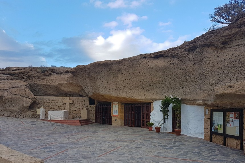Cueva del Hermano Pedro