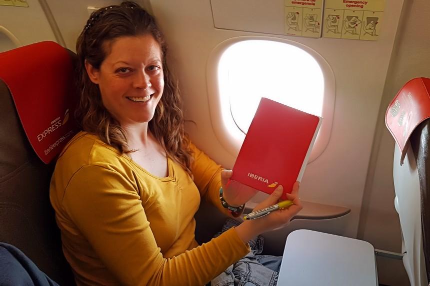 vuelo a Tenerife