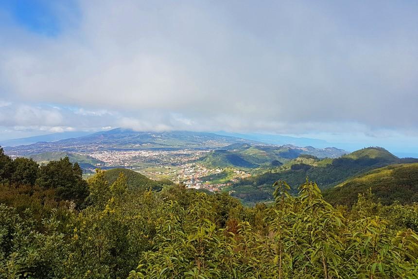 Mirador de la Cruz del Carmen en Anaga (Tenerife)