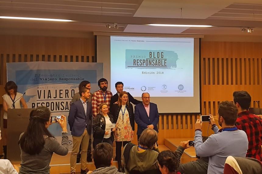 Premio blog responsable 2018