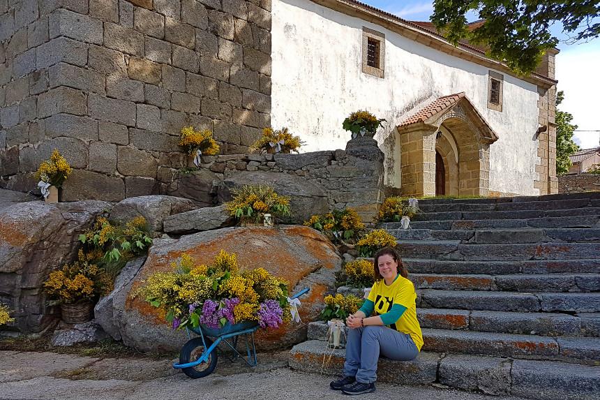 iglesia de Nuestra Señora de la Asunción en Navarredonda de Gredos