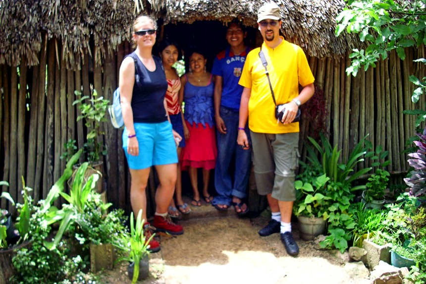 aldeas mayas en Riviera Maya