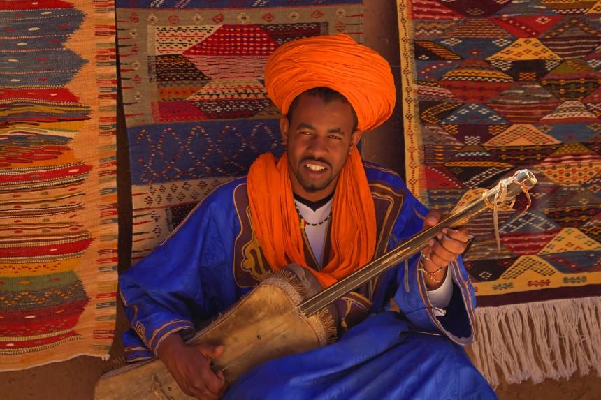 músico bereber