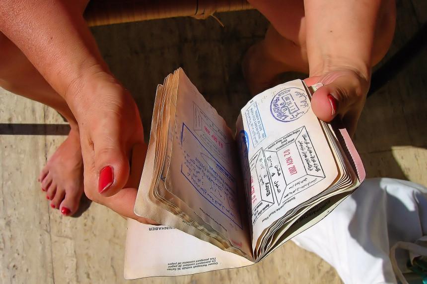 pasaporte y visas