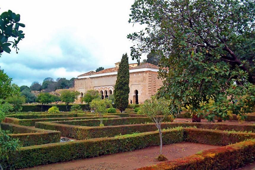 Jardin Alto de Medina Azahara
