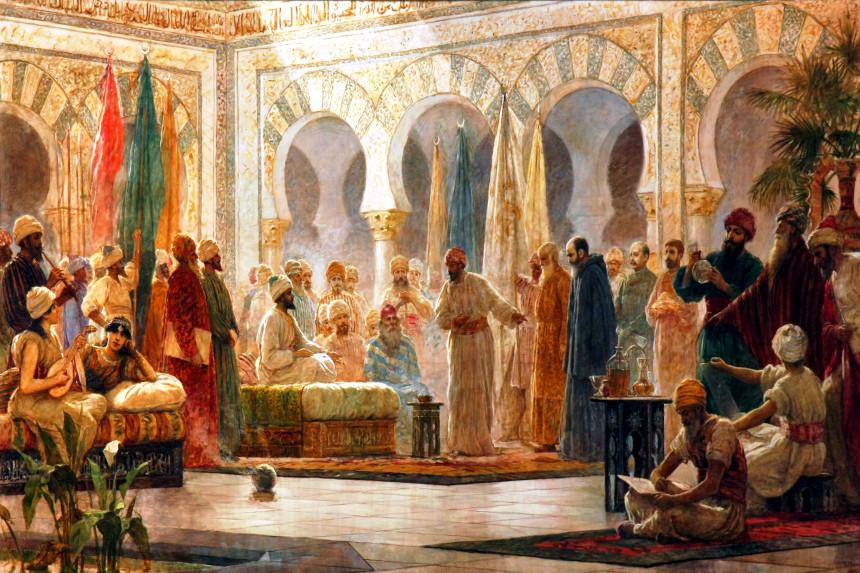 La civilización del califato de Córdoba en tiempos de Abd-al-Rahman III