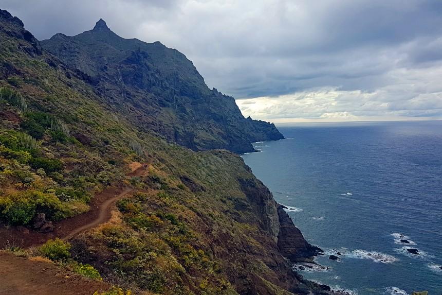 Ladera del Roque Marrubial
