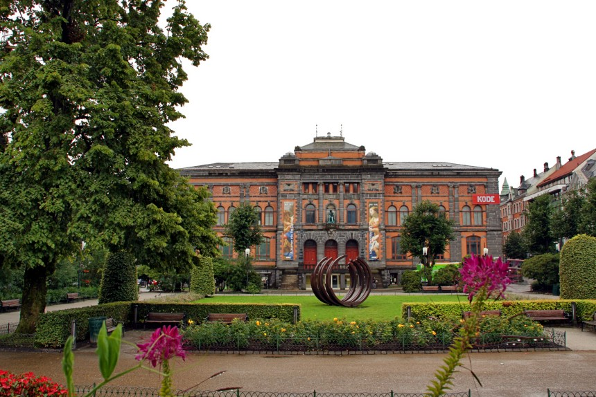 Museo de Arte Decorativo del Oeste de Noruega