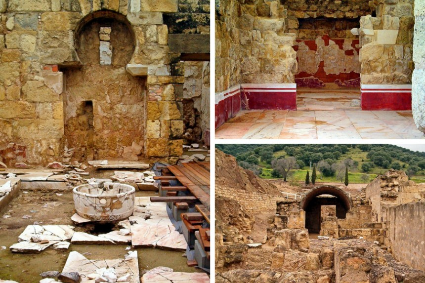 Anexos al Salón de Abd al-Rahman III