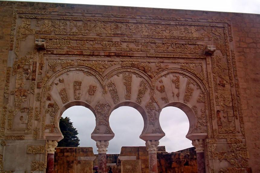 Casa de Ya'far en Medina Azahara