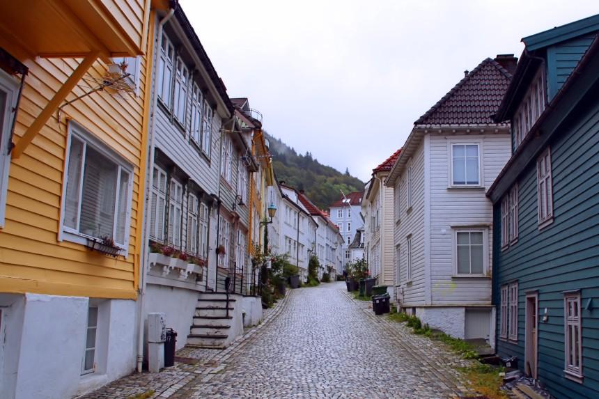 Casas de Bergen
