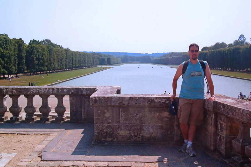 Gran Canal de Versalles