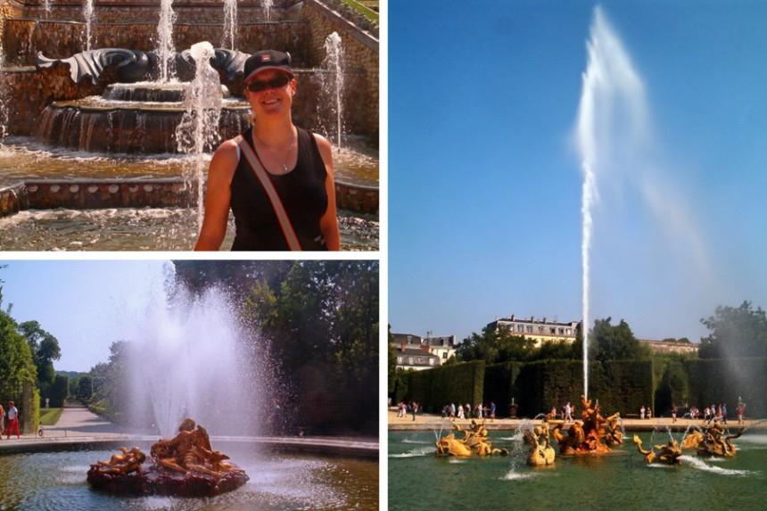 Grandes Aguas Musicales del Palacio de Versalles