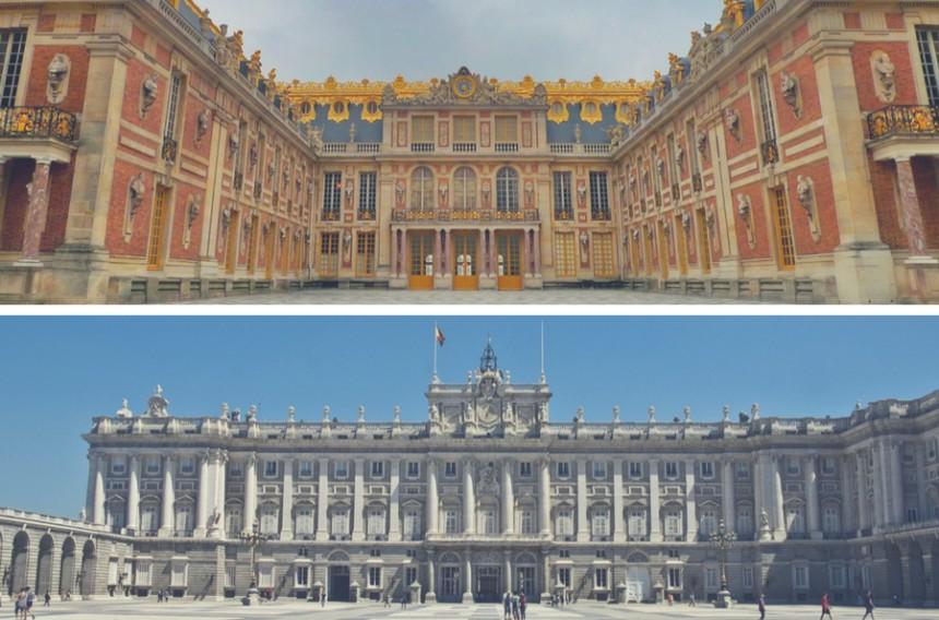 Los otros palacios de Versalles