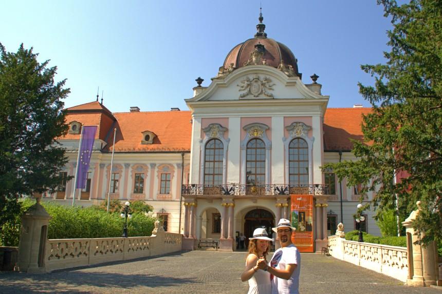 Palacio Real de Gödöllo