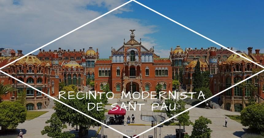 Recinto Modernista de Sant Pau