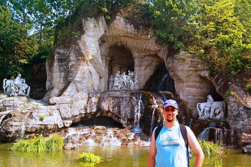 gruta de Tetis