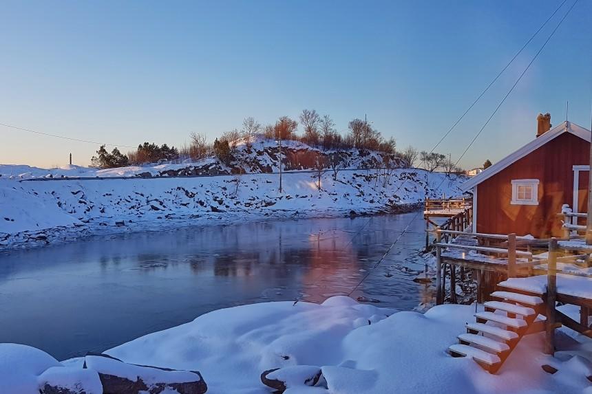 alojamiento en Svolvær