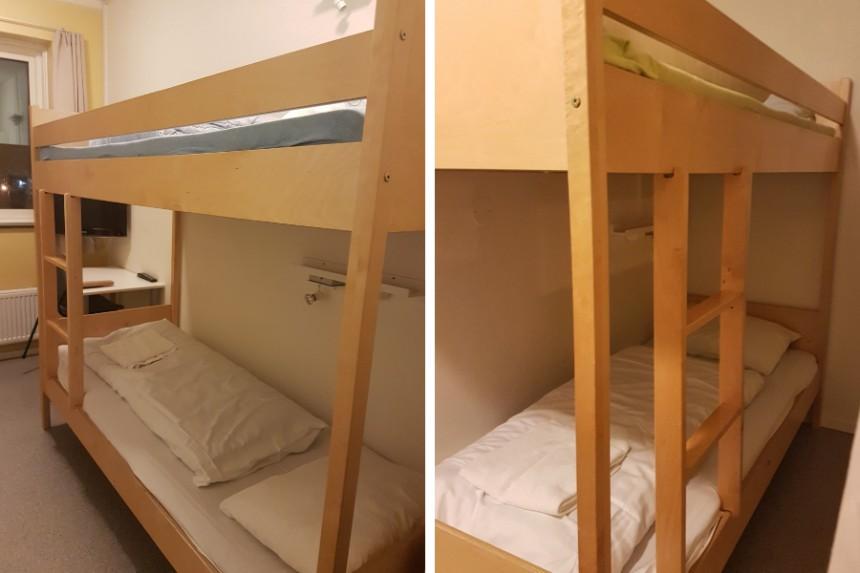 dónde dormir en Bodø