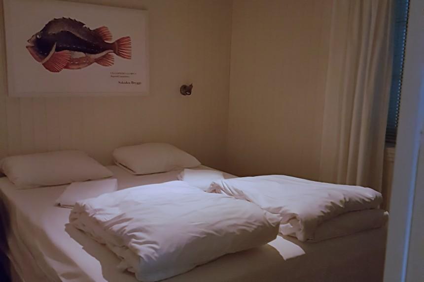 dónde dormir en Ballstad