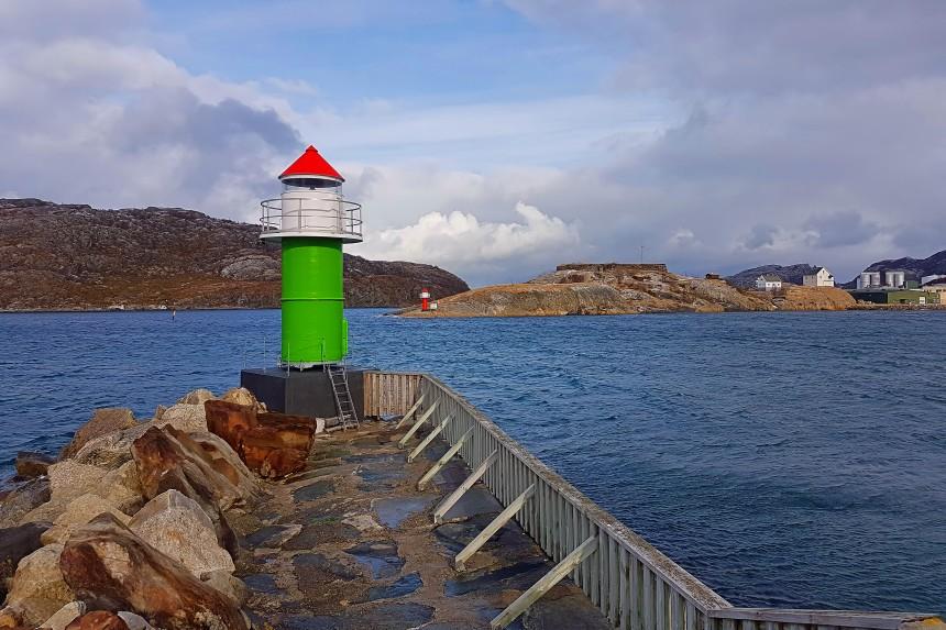 Puerto de Bodøen Noruega