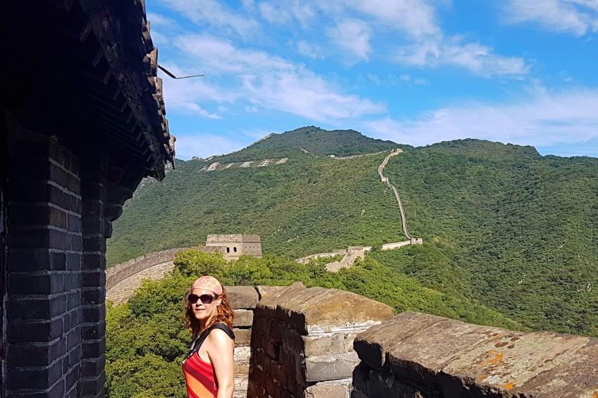 Gran Muralla China, tramo de Mutianyu