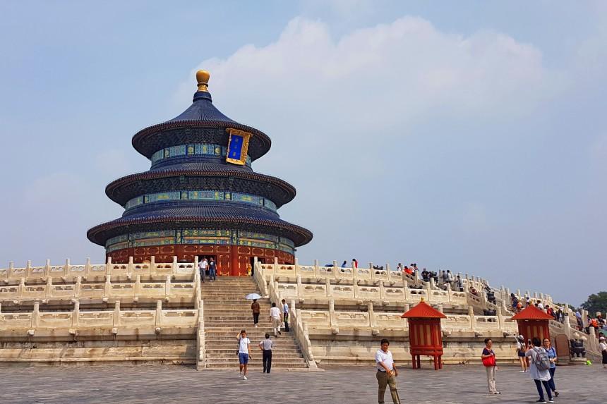 Templo del Cielo en Beijing