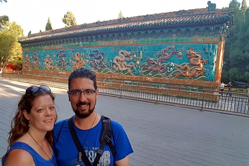 mapaymochila que ver en Pekín