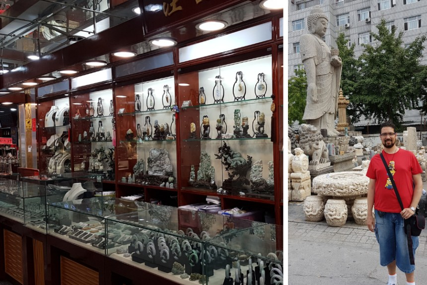 mercados tradicionales que ver en Pekín