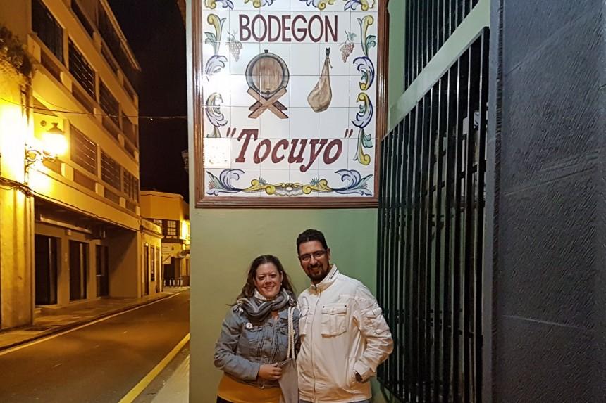 Bodegón el Tocuyo en La Laguna