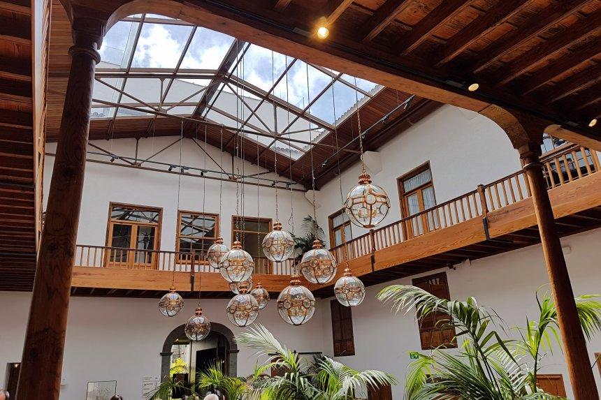 alojarse en Tenerife Norte - Gran Hotel La Laguna