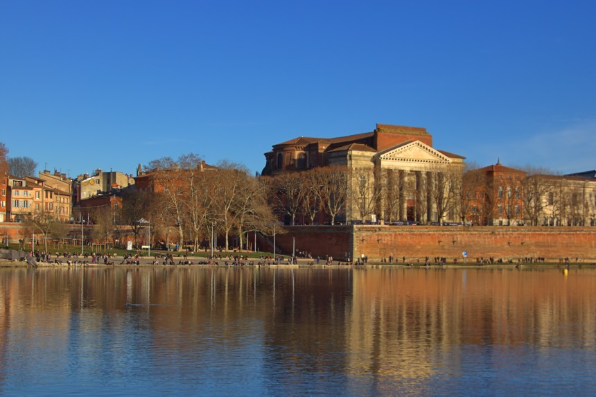 La Daurade en Toulouse
