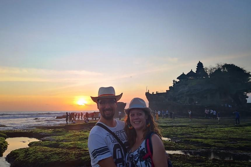 mapaymochila de viaje en Bali