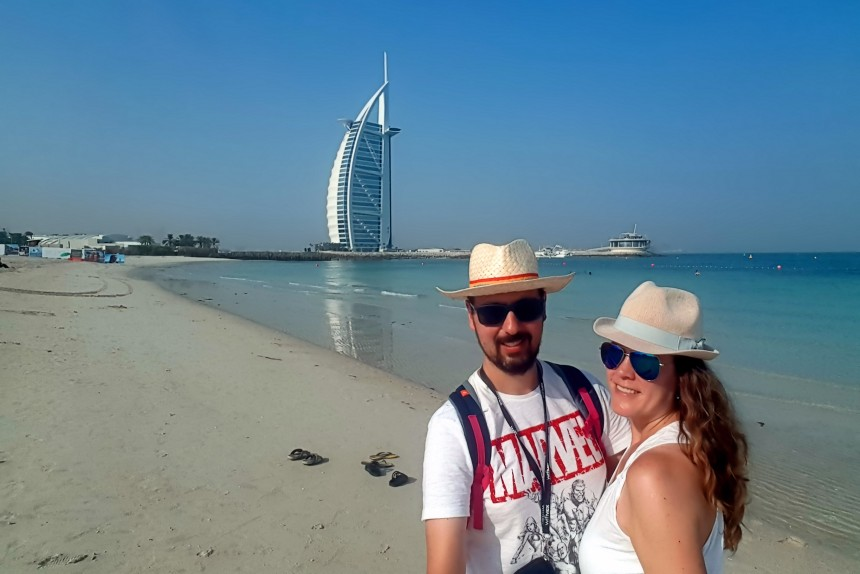 mapaymochila descubriendo que ver en Dubai