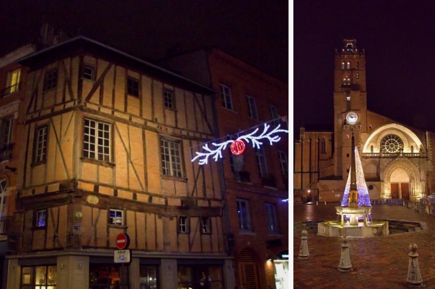 nochevieja en Toulouse