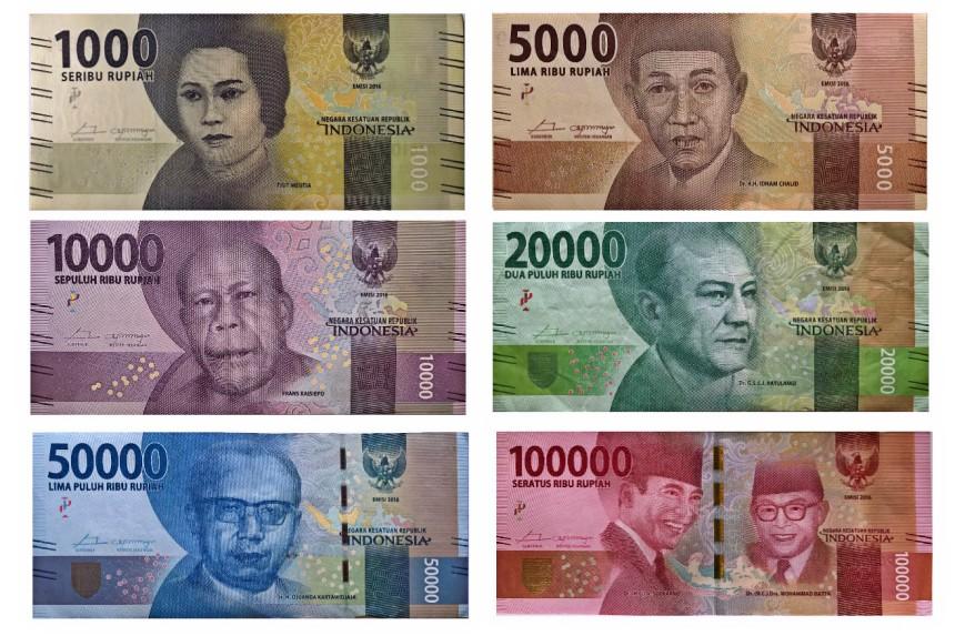 rupia indonesia (IDR)