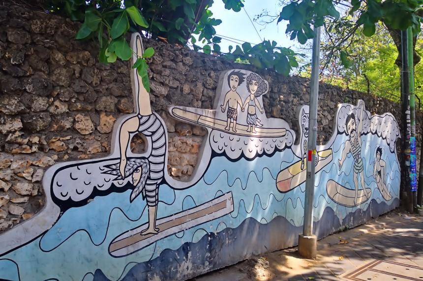 surf en Kuta