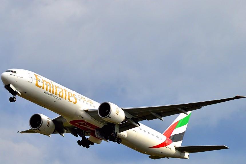 vuelo sin escalas a Dubai