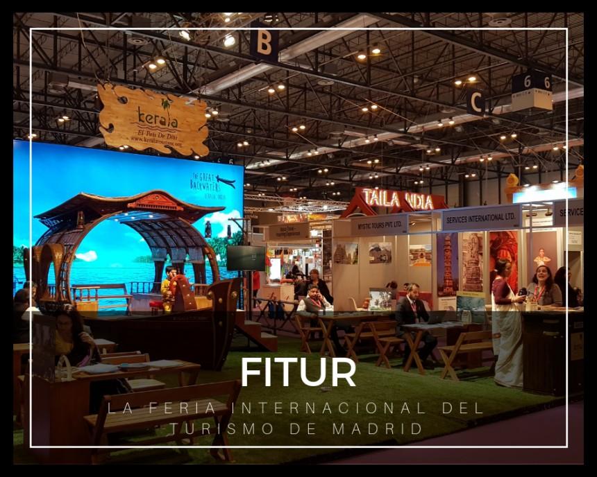 FITUR, Feria Internacional de Turismo