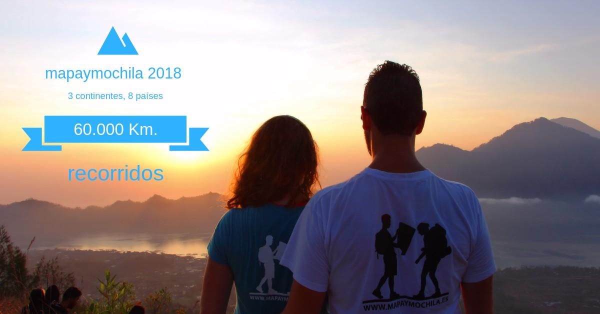 resumen viajero del año 2018